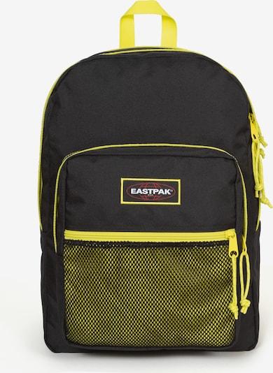 EASTPAK Rugzak 'Pinnacle ' in de kleur Geel / Zwart, Productweergave