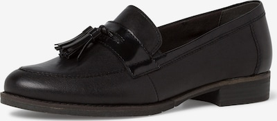 TAMARIS Mocasines 'Loafer' en negro, Vista del producto