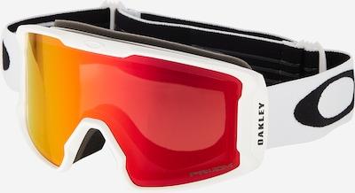 OAKLEY Gafas deportivas 'Line Miner' en rojo / blanco, Vista del producto