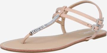 ONLY Sandale 'MARGIT' in Pink