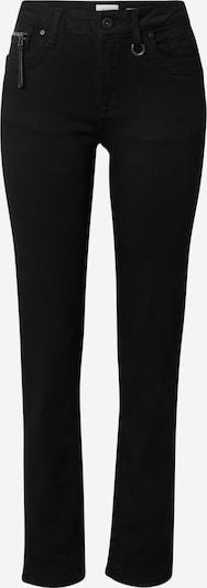 PULZ Jeans Jeans 'EMMA' in de kleur Zwart, Productweergave