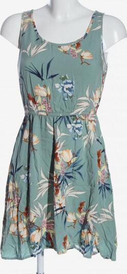 ONLY Sommerkleid in XS in blau / türkis / hellorange, Produktansicht