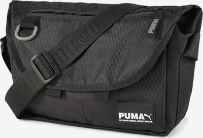 PUMA Schoudertas in de kleur Zwart, Productweergave