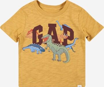 T-Shirt GAP en jaune
