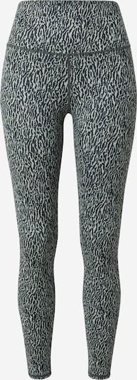 Varley Sporta bikses 'Century 2.0', krāsa - bēšs / melns, Preces skats