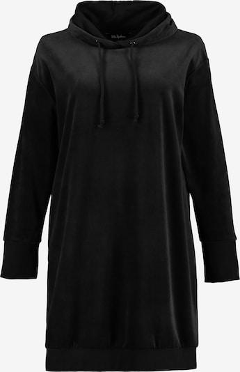 Ulla Popken Kleid  723986 in schwarz, Produktansicht