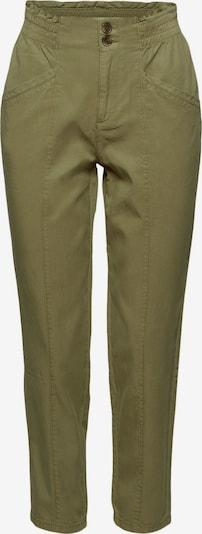ESPRIT Hose in grün / khaki, Produktansicht