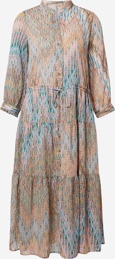 Salsa Robe-chemise en mélange de couleurs, Vue avec produit