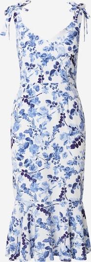 Sistaglam Summer dress 'KARINA' in Blue / White, Item view
