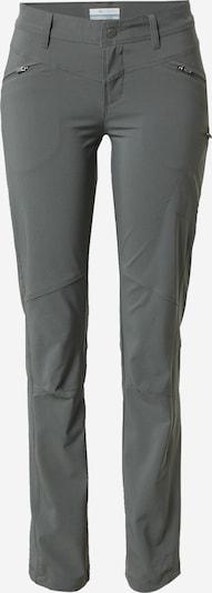 COLUMBIA Pantalon outdoor en gris foncé, Vue avec produit