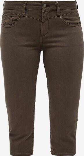Q/S designed by Jeans in de kleur Mokka, Productweergave