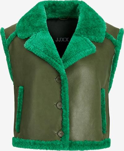 JJXX Weste 'JXCASEY' in dunkelgrün, Produktansicht