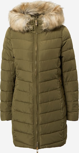 ONLY Zimní kabát - béžová / olivová, Produkt