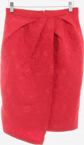 Closet London Skirt in S in Red