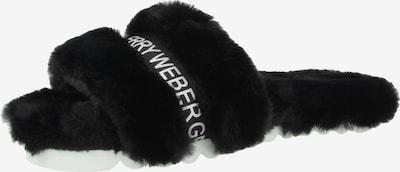 GERRY WEBER Hausschuh 'Alena' in schwarz, Produktansicht