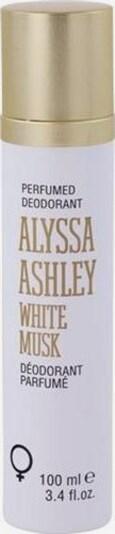 Alyssa Ashley Deo 'Deodorant' in weiß, Produktansicht