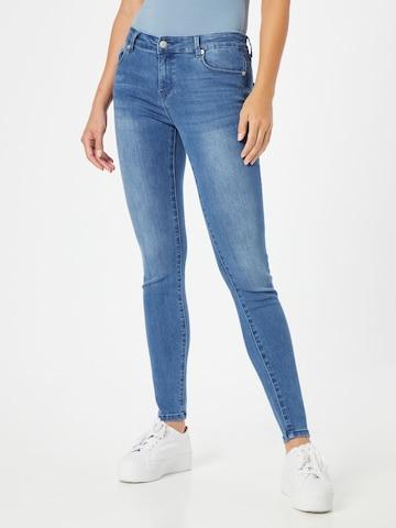 Jeans 'Sandra' di ABOUT YOU in blu