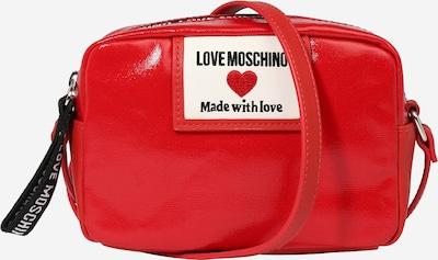 Love Moschino Torba za čez ramo | rdeča / črna / bela barva, Prikaz izdelka