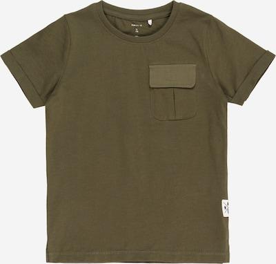 NAME IT Shirt 'FICTOR' in khaki, Produktansicht