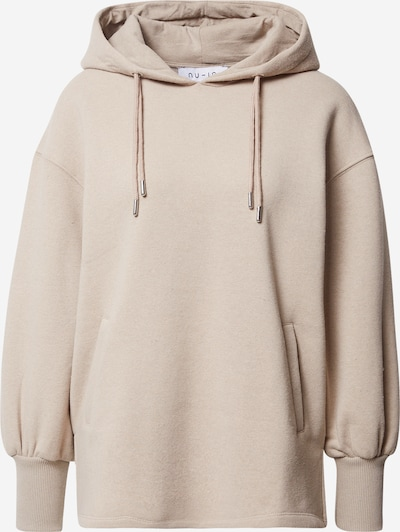 NU-IN Sweatshirt in beige, Produktansicht