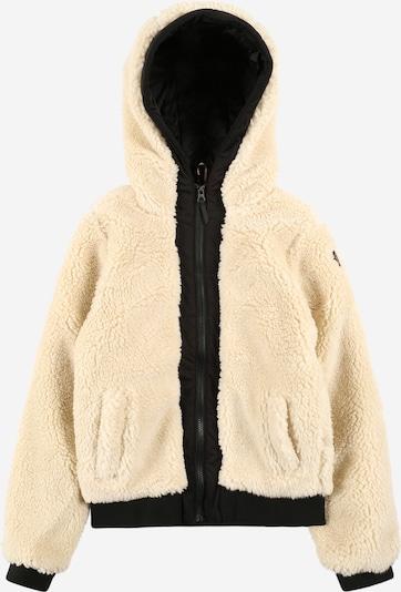 Brunotti Kids Chaqueta polar 'Chiyano' en beige claro / negro, Vista del producto