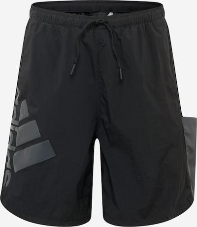 Pantaloni sport ADIDAS PERFORMANCE pe gri / negru, Vizualizare produs