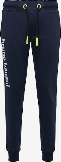 BRUNO BANANI Jogginghose in blau, Produktansicht