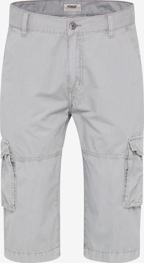 PIONEER Cargo-Shorts in hellgrau, Produktansicht