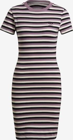 ADIDAS ORIGINALS Kleid in schwarz / offwhite, Produktansicht
