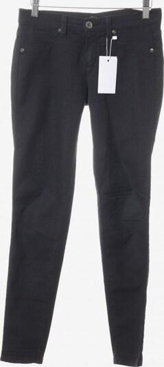 Sisley Skinny Jeans in 25-26/29 in schwarz: Frontalansicht