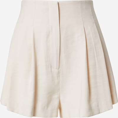ABOUT YOU x MOGLI Pantalon à pince 'Stella' en crème, Vue avec produit