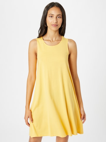 s.Oliver Summer Dress in Yellow