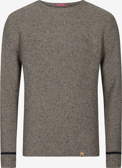 COLOURS & SONS Pullover 'Michael' in beige, Produktansicht