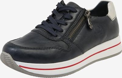 RIEKER Sneakers laag in de kleur Donkerblauw, Productweergave