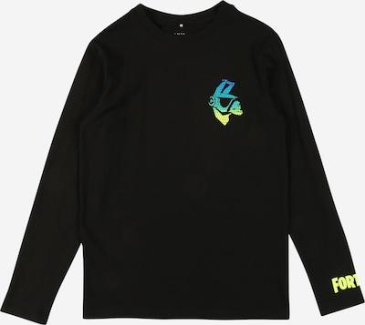 LMTD Shirt 'Fortnite Freddy' in de kleur Blauw / Geel / Zwart, Productweergave