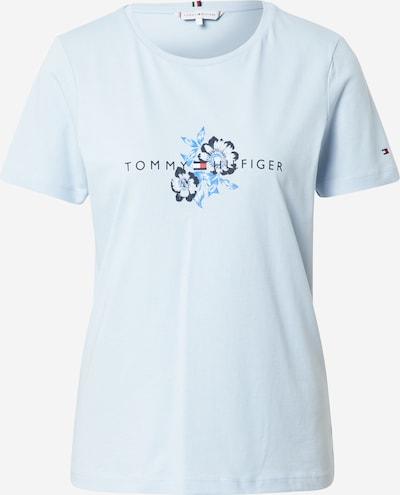 TOMMY HILFIGER Majica u plava / svijetloplava / tamno plava, Pregled proizvoda