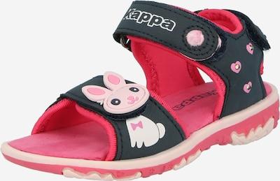 KAPPA Sandalen 'Coney' in de kleur Navy / Rosa, Productweergave