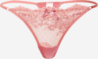 ABOUT YOU x hunkemöller String 'Melany' in hellpink, Produktansicht