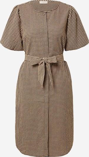 Freequent Shirt dress 'SANGO' in Light beige / Black, Item view
