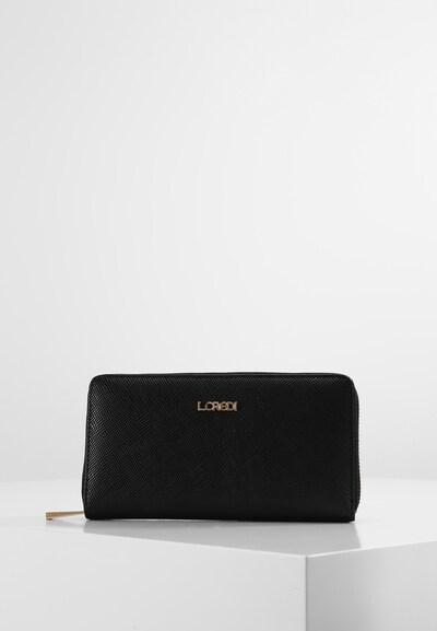 L.CREDI Geldbörse 'Ebba' in schwarz, Produktansicht