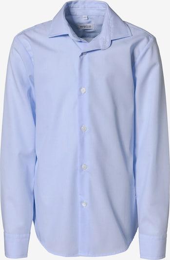 WEISE Hemd in rauchblau, Produktansicht