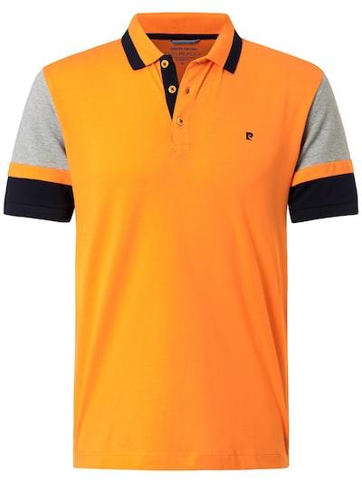 PIERRE CARDIN Poloshirt 'futureflex' in orange, Produktansicht