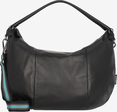 Gabs Tasche in hellgrau / schwarz, Produktansicht