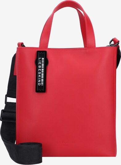 Liebeskind Berlin Handtasche in grenadine / schwarz, Produktansicht