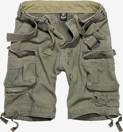 Brandit Shorts in khaki, Produktansicht