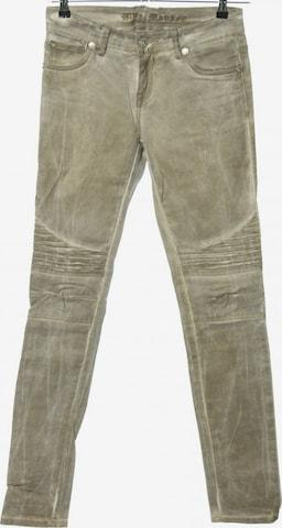 Blue Monkey Pants in M in Gold