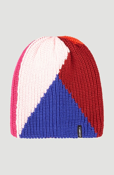 O'NEILL Mütze in blau / pink / rot, Produktansicht