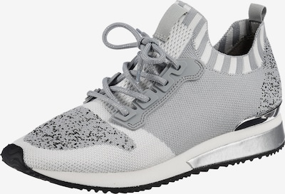 LA STRADA Sneaker in hellgrau / weiß, Produktansicht