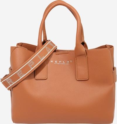 REPLAY Tasche in dunkelbeige, Produktansicht