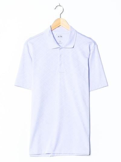 ADIDAS Polohemd in L in flieder, Produktansicht